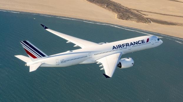 air france plane preview